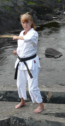 Sensei Bendickson